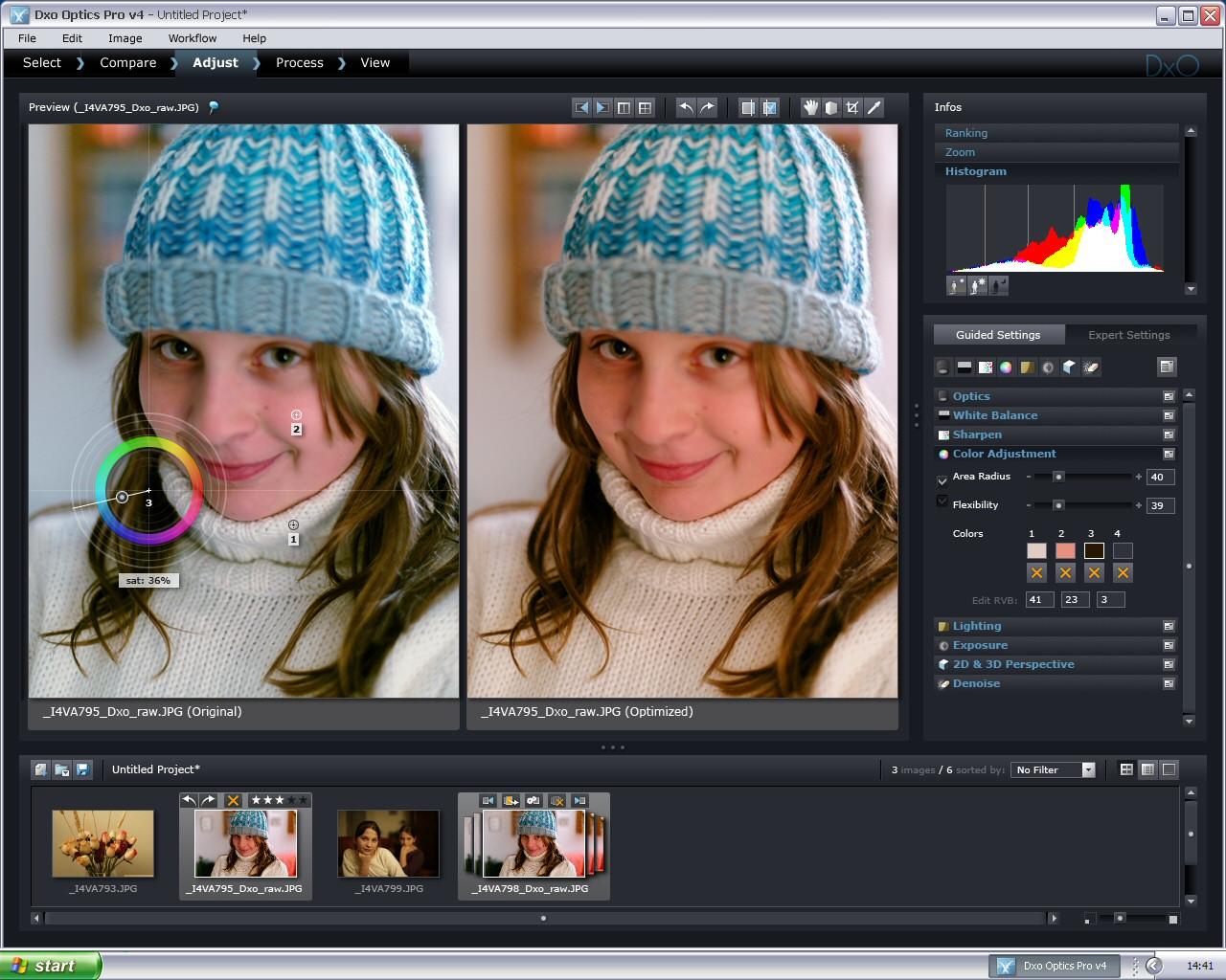 онлайн фото обработка фильтры