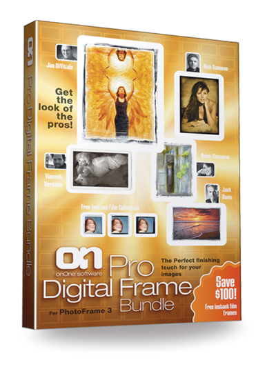 Frame Bundle software